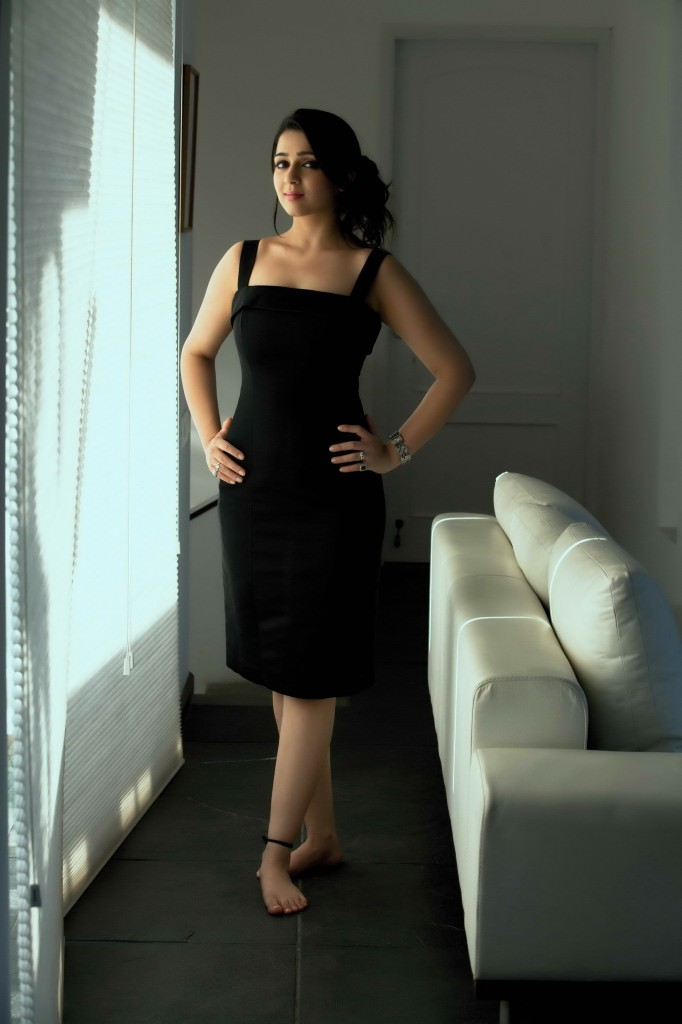 charmi kaur hot and slim 2014