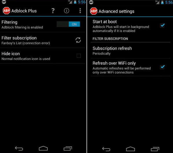 Cách chặn quảng cáo trên Android