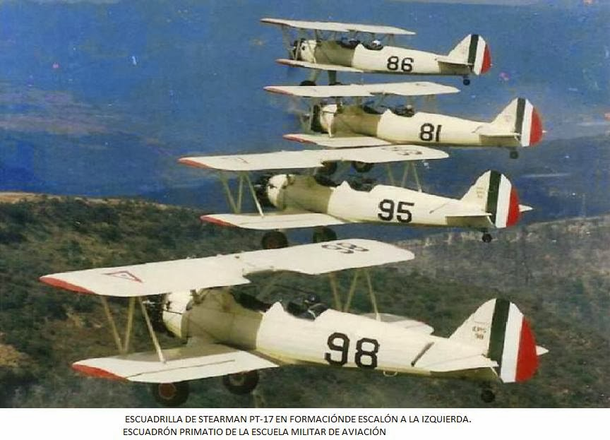 STEARMAN PT-17 E.M.A. - Página 2 Formacion+de+Stearmans