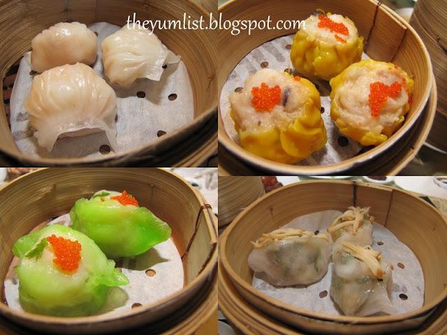 Tai Zi Heen, Prince Hotel, Kuala Lumpur, best dim sum