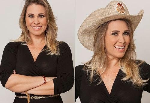 Ex-paquita Andréia Sorvetão