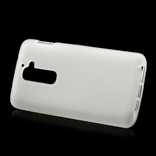 Frosted TPU Jelly Case for LG Optimus G2 D801 D802 - Transparant