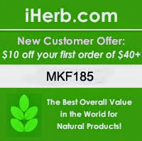 10% discount code at iHerb!