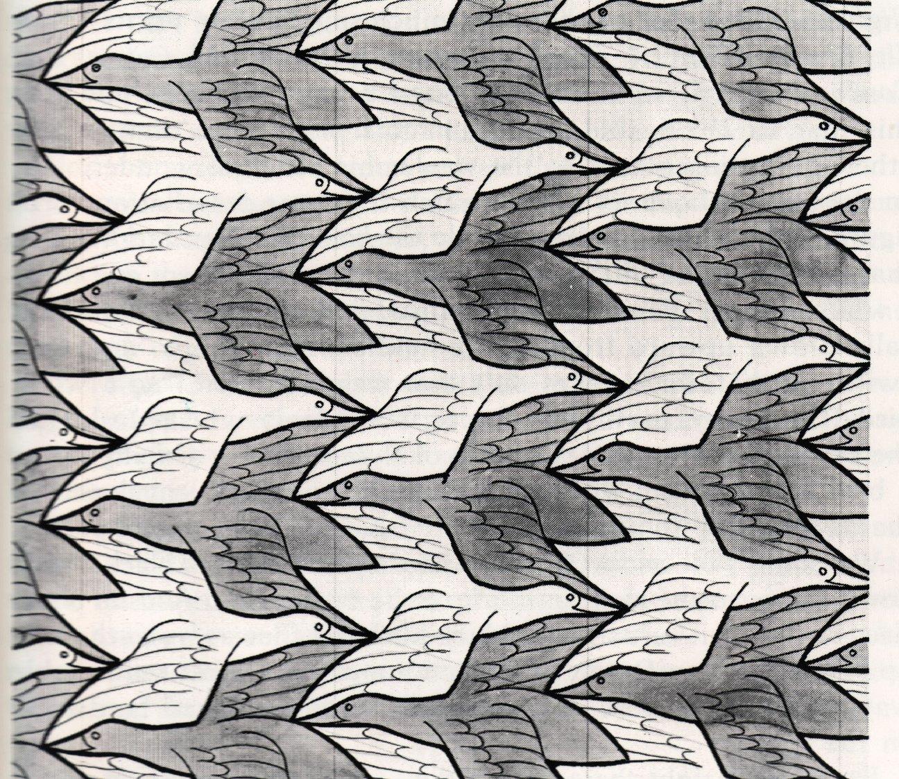 Art M C Escher Moorish Artists Of The Alhambra amp Jung