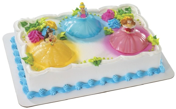 Pasteles de princesas de Disney - Imagui