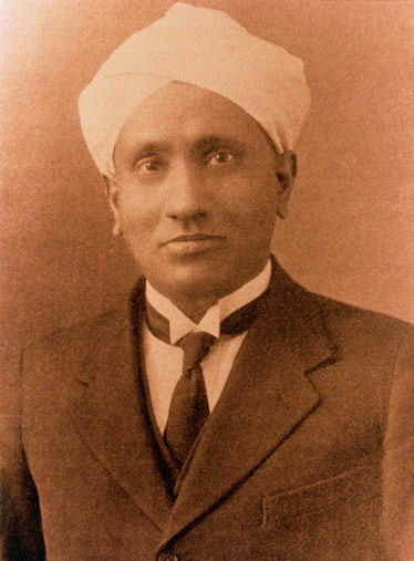 c  v  raman - the great indian physicist
