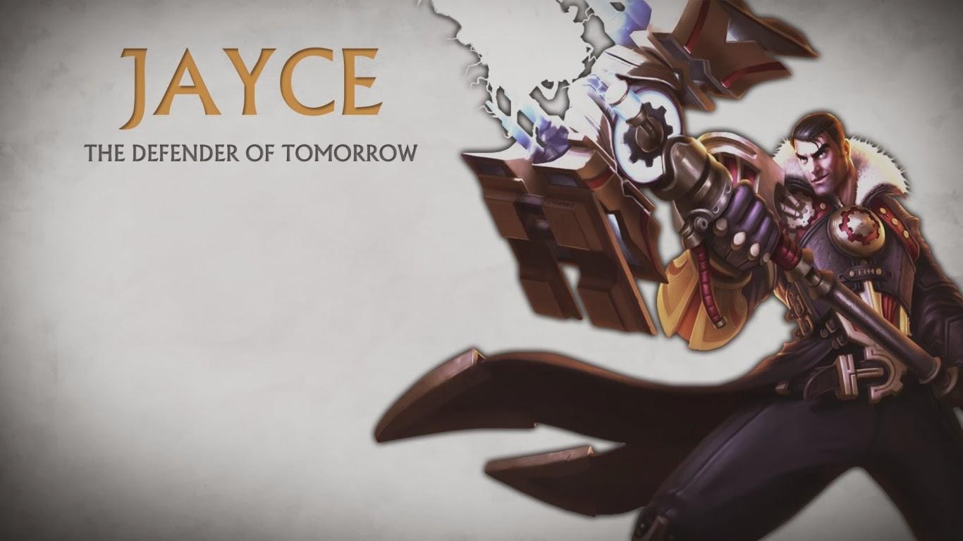 jayce league of - photo #9