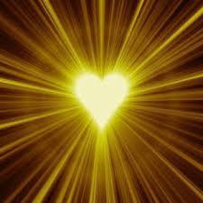 Resultado de imagem para coração iluminado