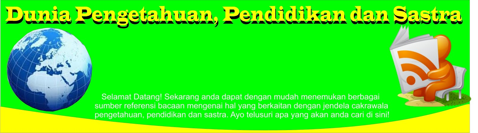 SELAMAT DATANG DI :