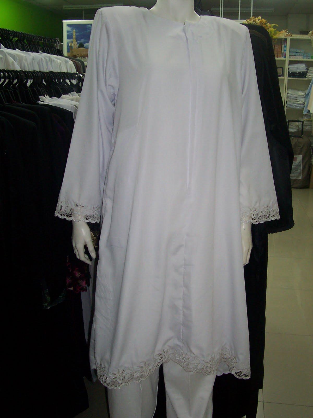 Aksesoris Haji: Baju Ihram Wanita