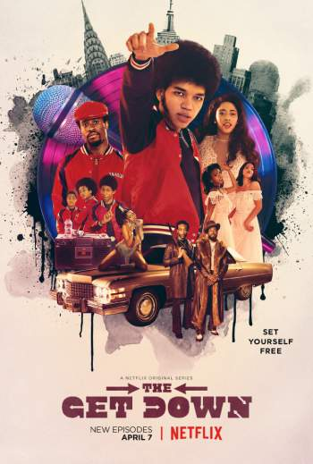 The Get Down 1ª Temporada Torrent – WEBRip 720p Dual Áudio (2017)