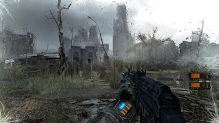 Download PC Game Metro 2033 Last Light Full Version
