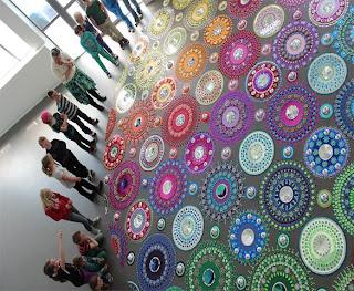 Kaleidoscopic Floor Photos