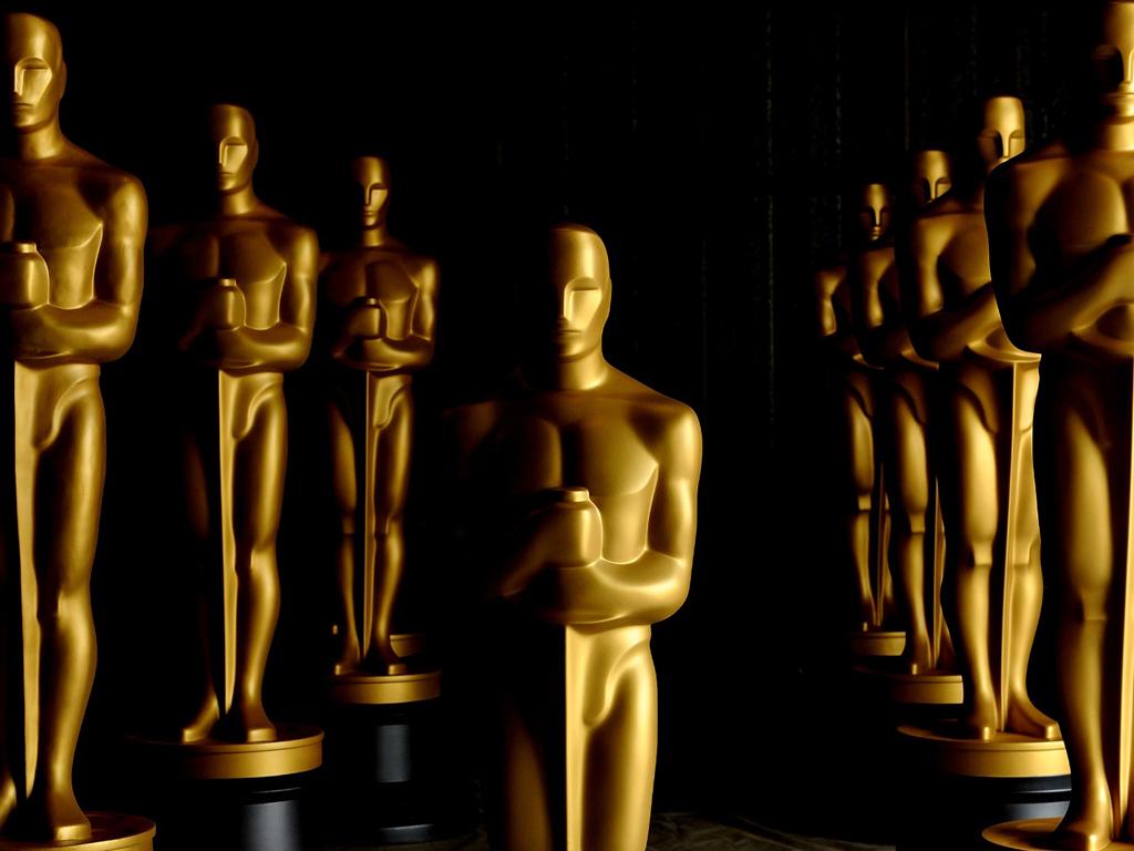 Oscar Awards PowerPoint background 005