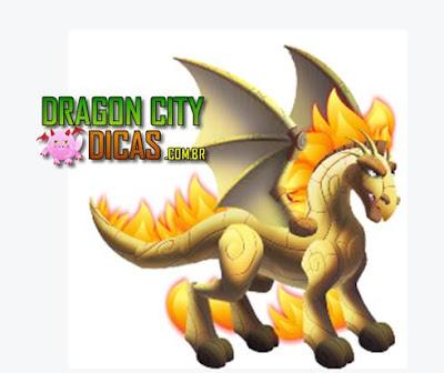 Dragão Fogueira