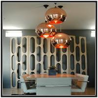 lampu gantung meja makan