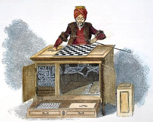 O turco (The Turk)