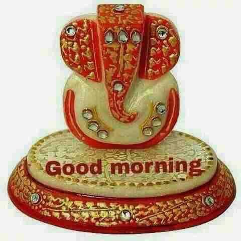lord ganesh good morning wishes