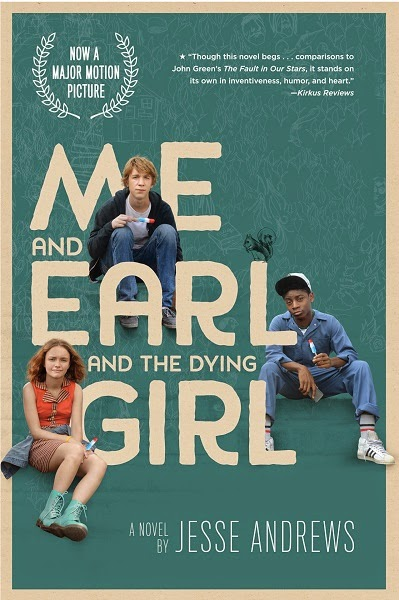 Film Me and Earl and the Dying Girl 2015 (Bioskop)