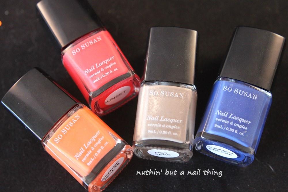 So Susan Cosmetics Lacquerlove Box