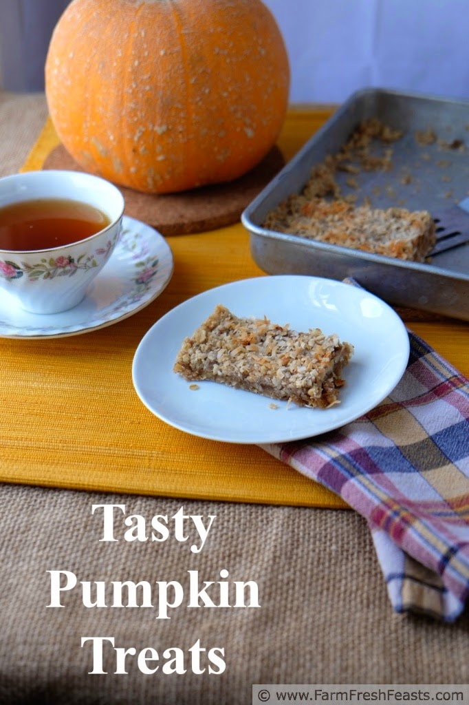 http://www.farmfreshfeasts.com/2014/11/tasty-pumpkin-treats.html