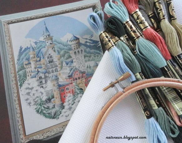 Бэлд: аппараты по вышиванию картин