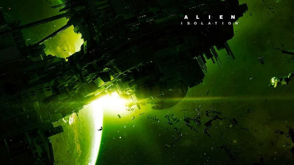 Alien Isolation a 1080p na PS4 e Xbox One