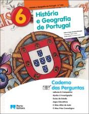 Caderno das Perguntas - História e Geografia de Portugal - 6.º Ano
