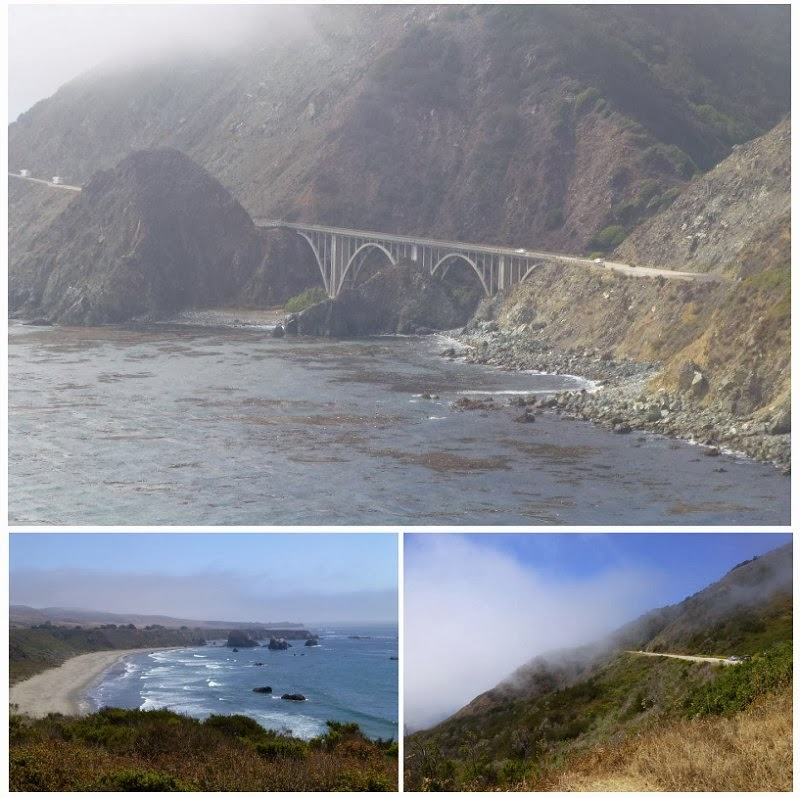 west coast big sur