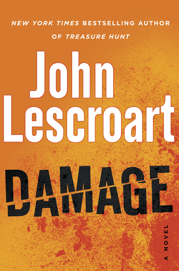 Damage by John Lescroart (2011, Hardcover) Very Good