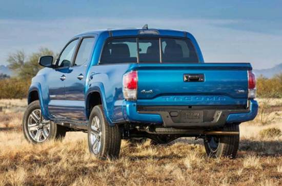 2017 Toyota Tacoma Redesign and Price Rumors