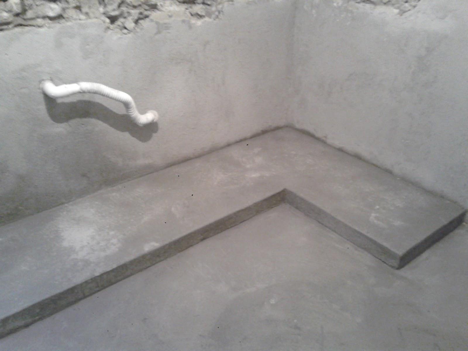 Casa da Sheila: Reforma 4ª semana #5F5951 1600x1200 Azulejo Banheiro Em Pe Ou Deitado