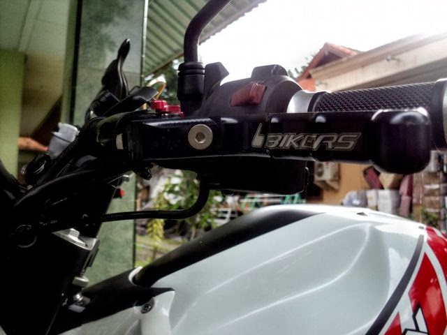 Foto Modifikasi Yamaha Byson Konsep 'The Baby Monster'