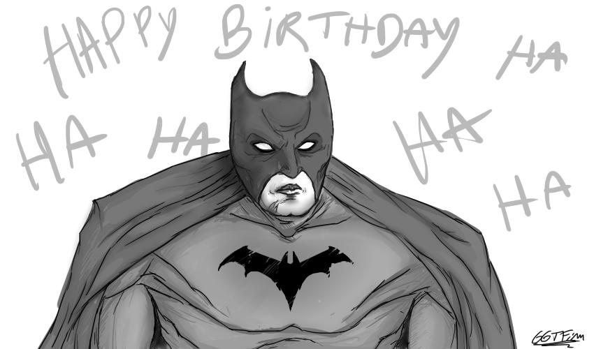 [+16] >:^) Batman