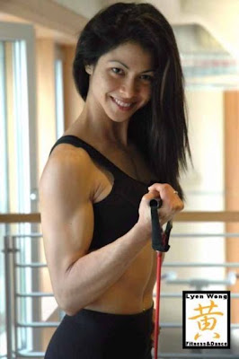 Fitness Athlete - Lyen Wong