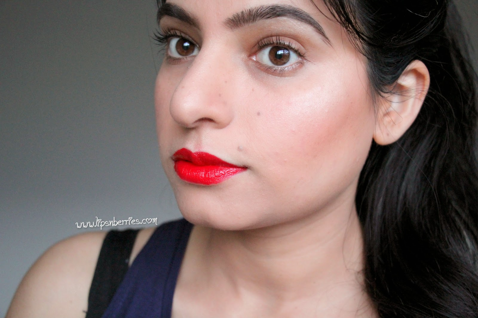Best red lipstick for dry lips