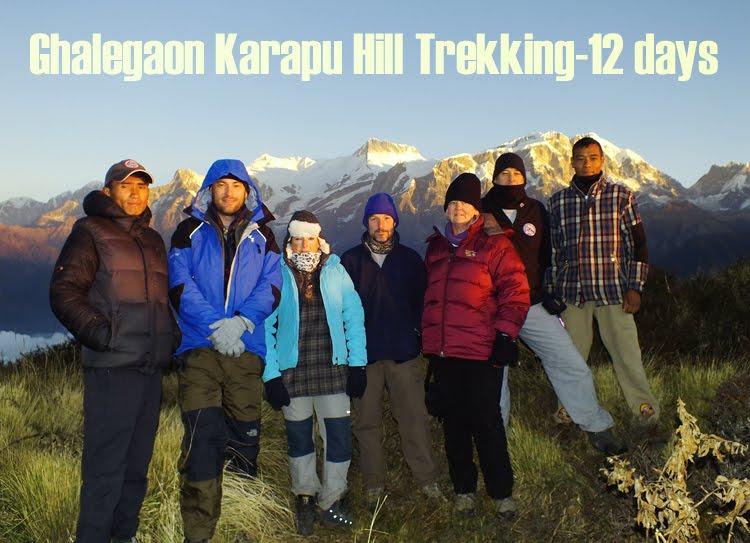 Ghalegaon-Karapu Hill Trek