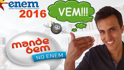 Aulas focadas no ENEM!!