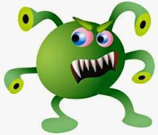 cara mengatasi virus ramnit shortcut tanpa software aplikasi