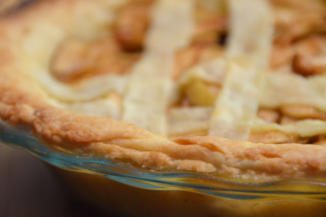Perfect Flaky Homemade Vegan Pie Crust