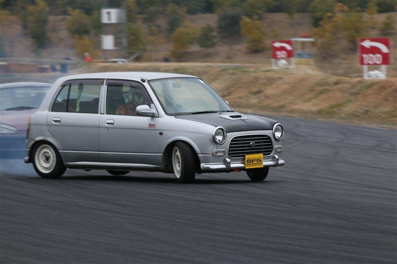 Daihatsu Mira Gino, kei car, sportowy, 3-cylindrowe silniki turbo, lata 90, japońska motoryzacja, zdjęcia, bilder, fotografie, fotky