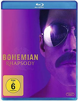 Bohemian Rhapsody 2018 Dual Audio ORG DD 5.1ch 720p BRRip 1.2Gb