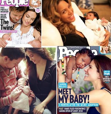 Celebrity Babies!
