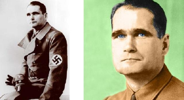 ΑΚΟΜΑ ΚΑΙ ΝΕΚΡΟΣ ΕΝΟΧΛΟΥΣΕ!!!  Rudolf Hess