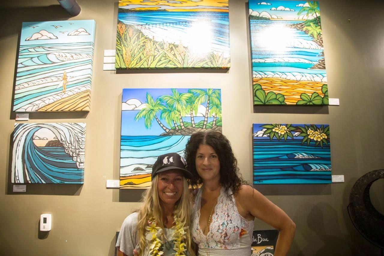 surf art show
