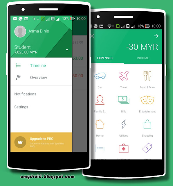Aplikasi Kewangan Terbaik untuk Pelajar (Android)