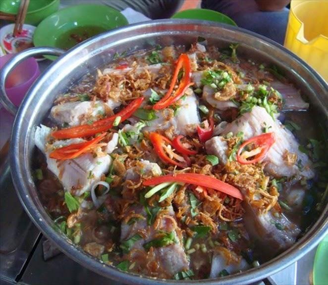 Vietnamese Ray Fish (Ca Duoi)2