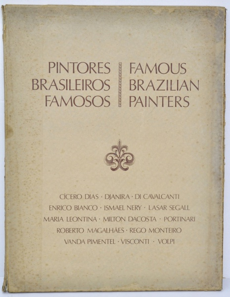 Pintores Brasileiros Famosos.