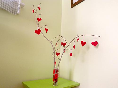 Декор и романтика своими руками в контакте
