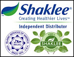 .. Your Shaklee Distributor ..
